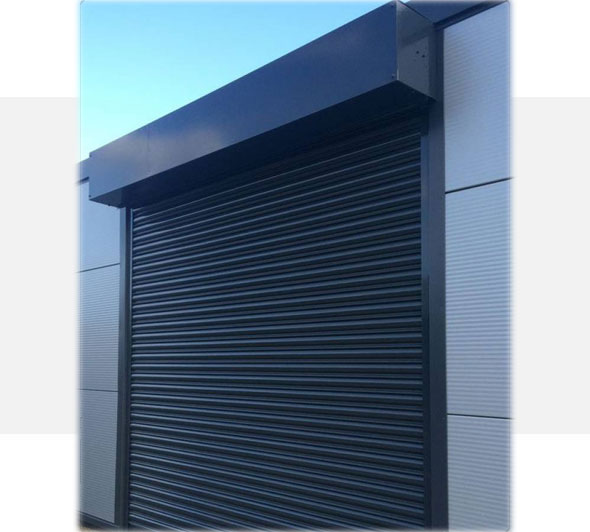 Electric-parking-shutters